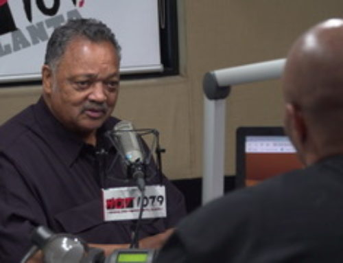 "Rev. Jesse Jackson on How We Can Put Trump ""In a Box"" & More Wit Reec"