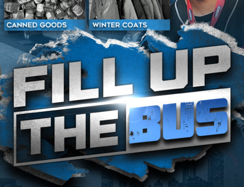 Fill Up The Bus! Hot 1079 x PAYUSA x Bud Light Need Your Help Raising Coats & Canned Goods