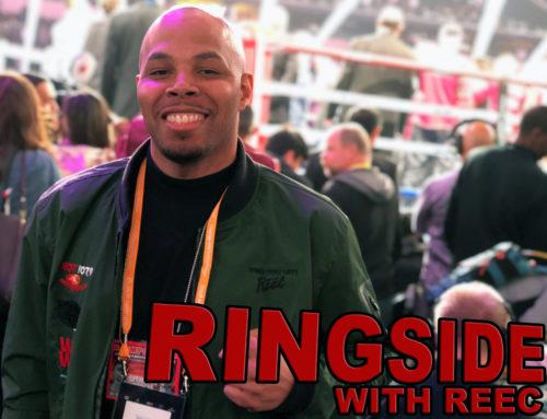 """Tyson Fury Tells Reec """"He doesn't fear Wilders power!"""" Exclusive Interview #WilderFury2"""