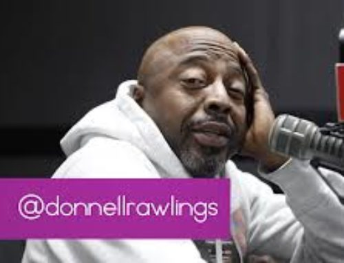 Reec Exclusive – Donnell Rawlings Talks Podcast, Trolling, Netflix Special & Beef w/ Breakfast Club