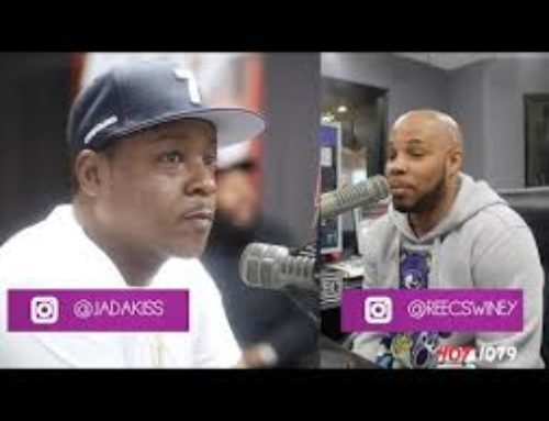 Reec Exclusive – Jadakiss Reveals What He Would Tell His Younger Self Before Bad Boy Deal