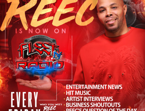 Tune in With Reec on Fleet Dj Radio 10am-2pm with special Guest Dave East!!! Fri-5.8.20