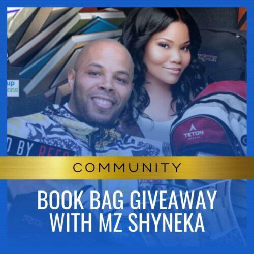 Book Bag Giveaway -3-2