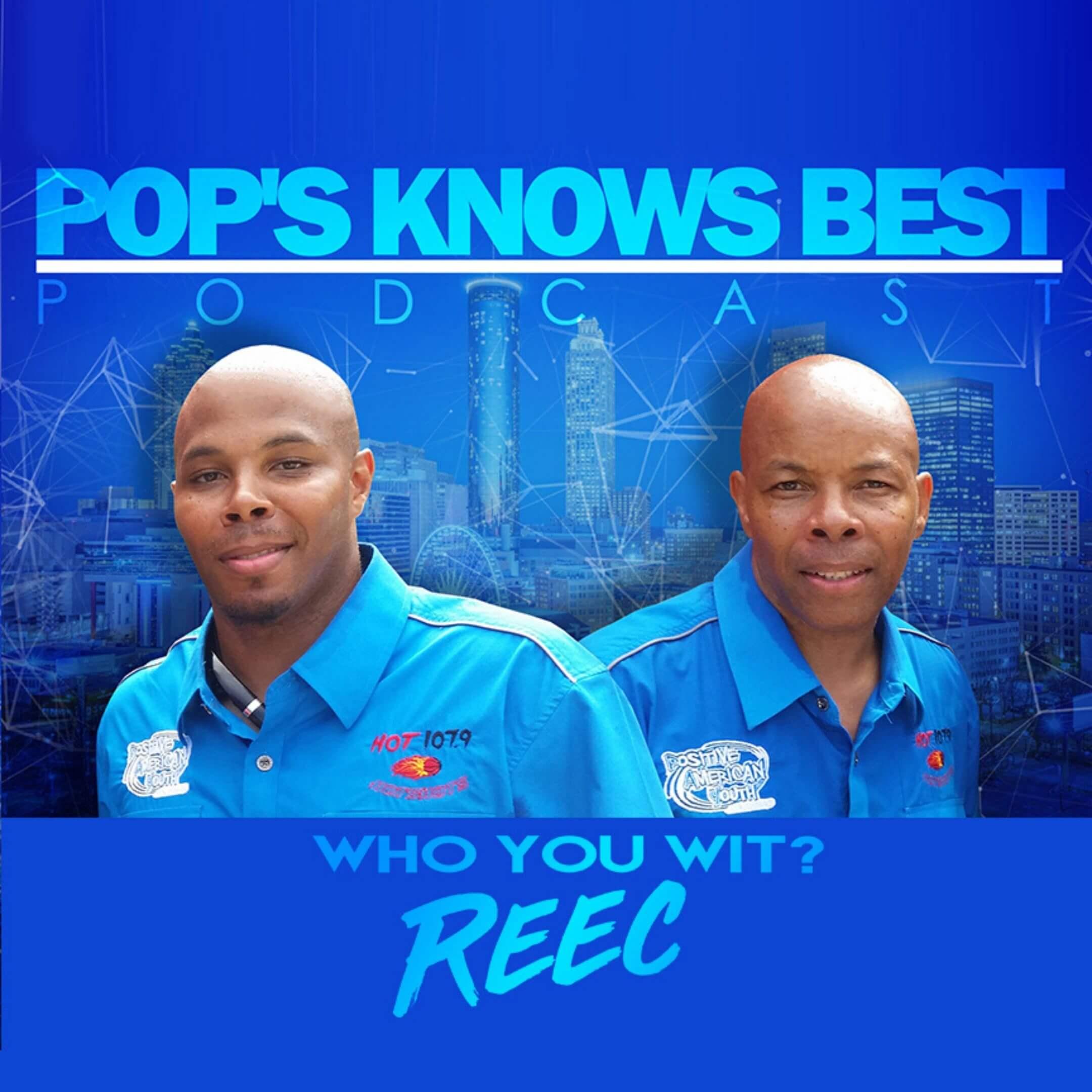 Reec Pops Knows Best web graphic