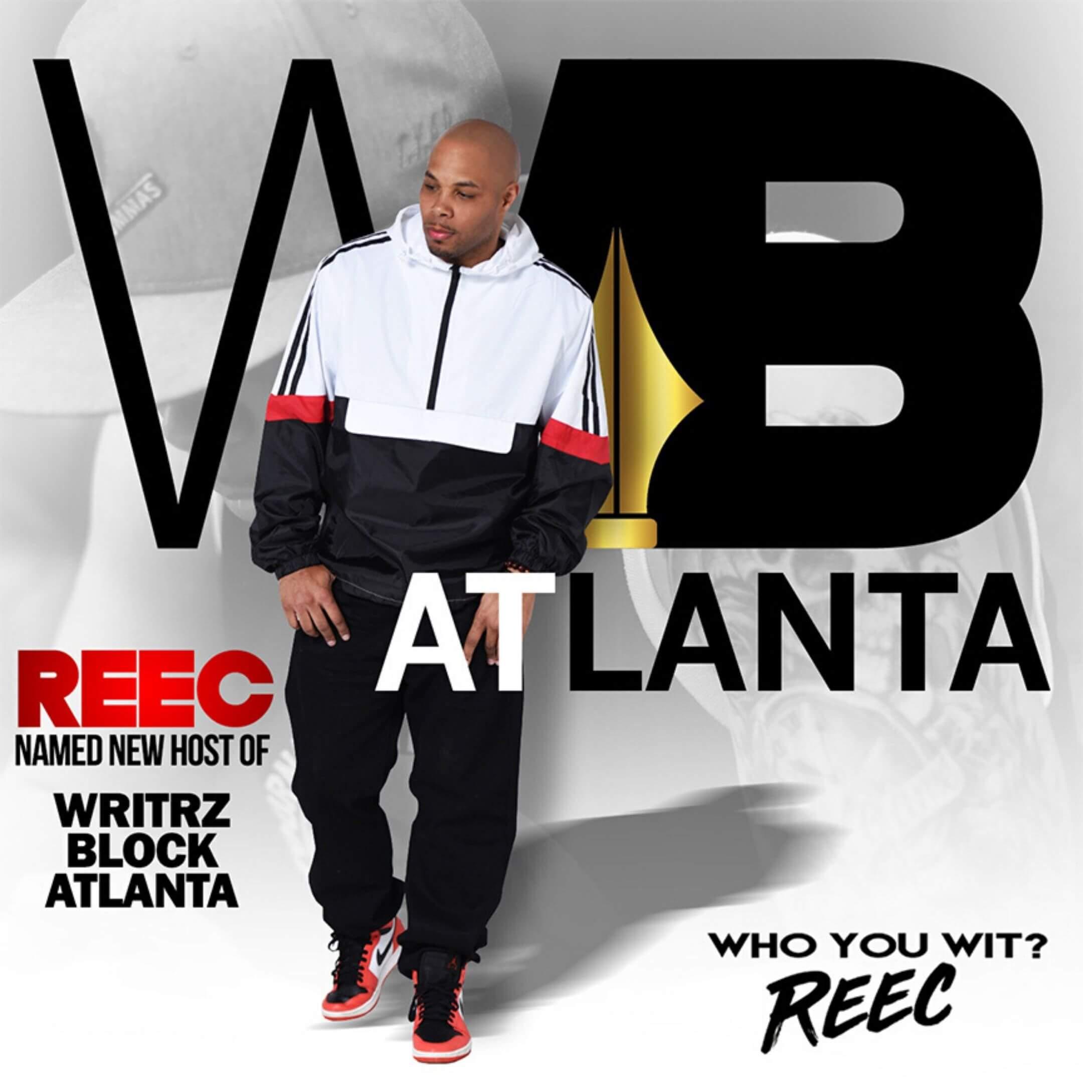 Reec Writrz Block web graphic
